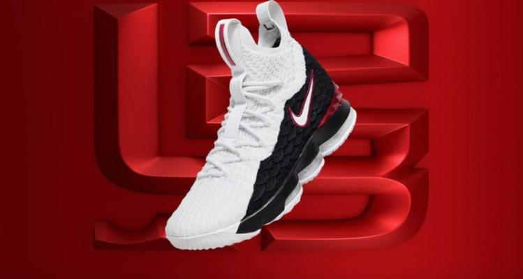 """Nike LeBron 15 """"AZG"""""""