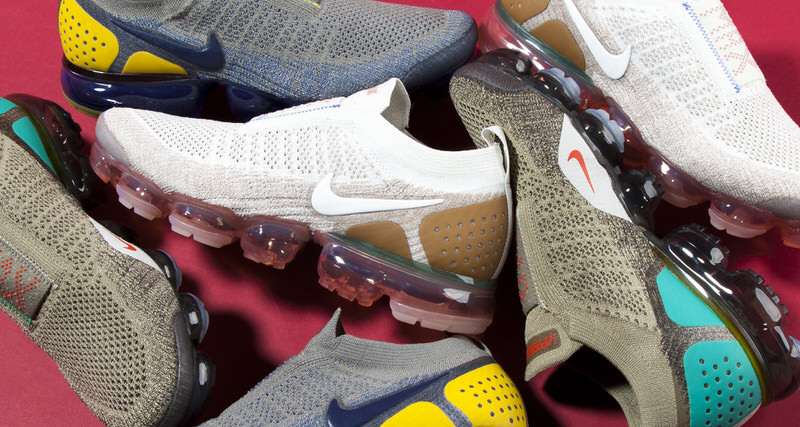 4b3c675de2db Nike Air VaporMax Moc 2 Releases In New Colorways