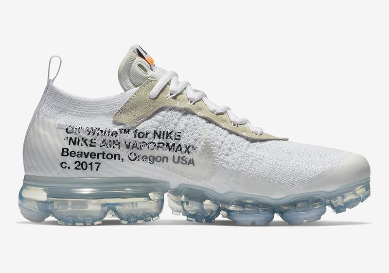 ... OFF WHITE x Nike Air VaporMax