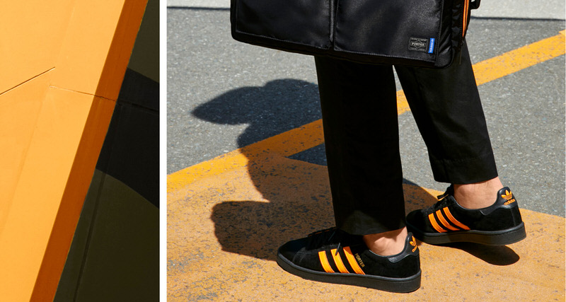 PORTER x adidas Campus Release Date  65bf593630416