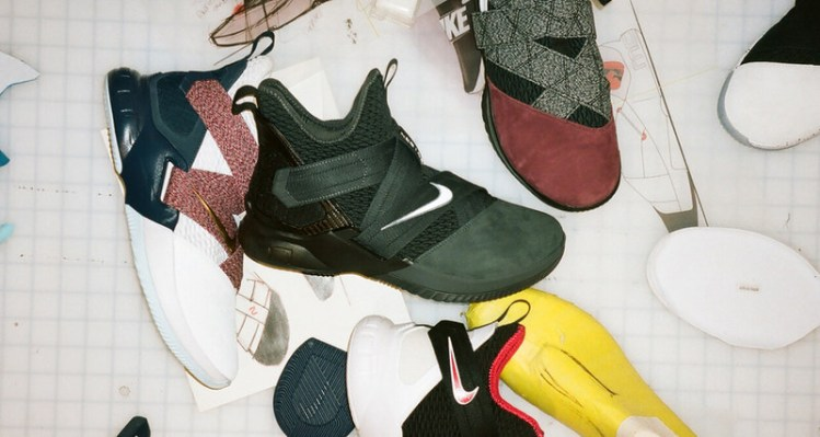 sports shoes 6a84f 82b4d Nike LeBron Soldier 12