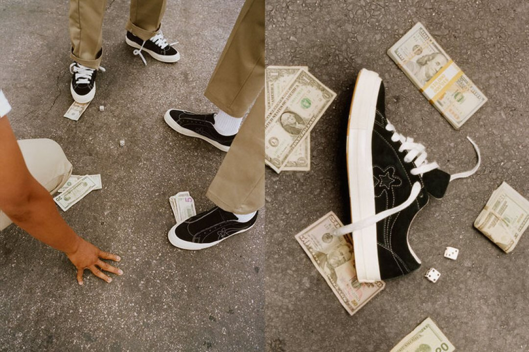 "Golf le Fleur x Converse ""Mono"" Collection"