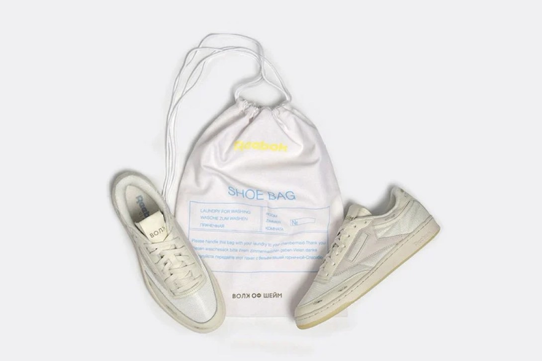 677353551cd Walk of Shame x Reebok Club C 85    Available Now