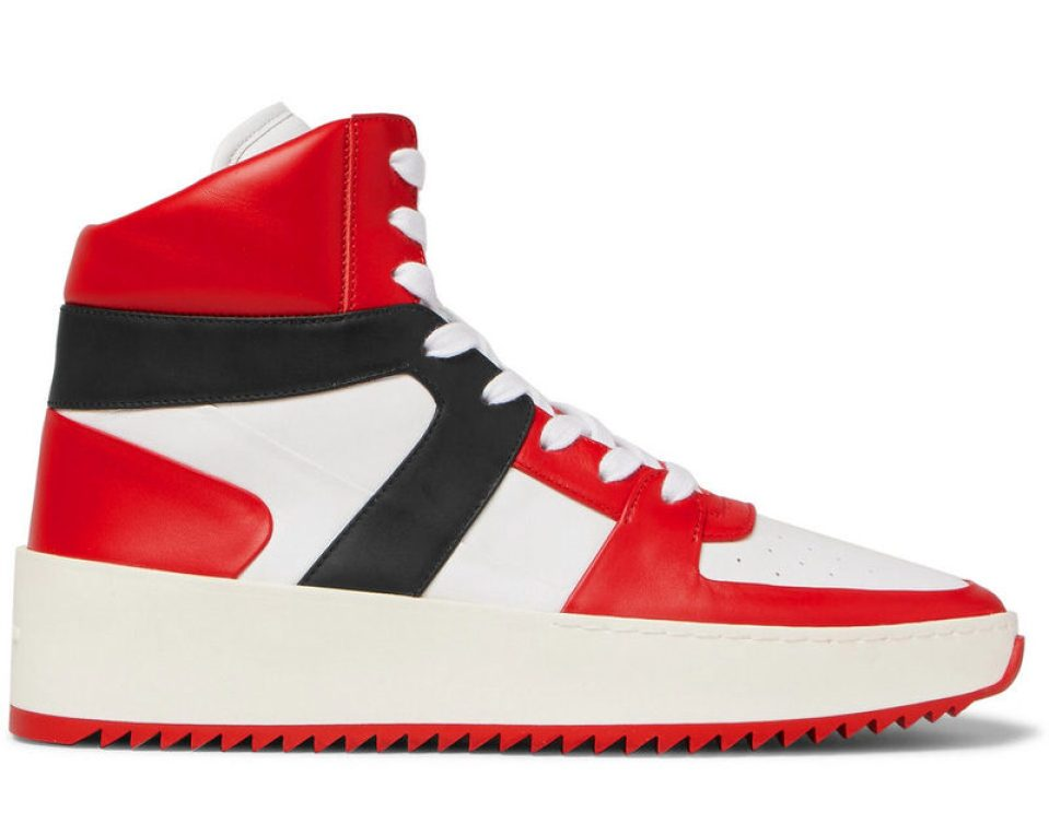 Fear of God Basketball High-Top Sneaker