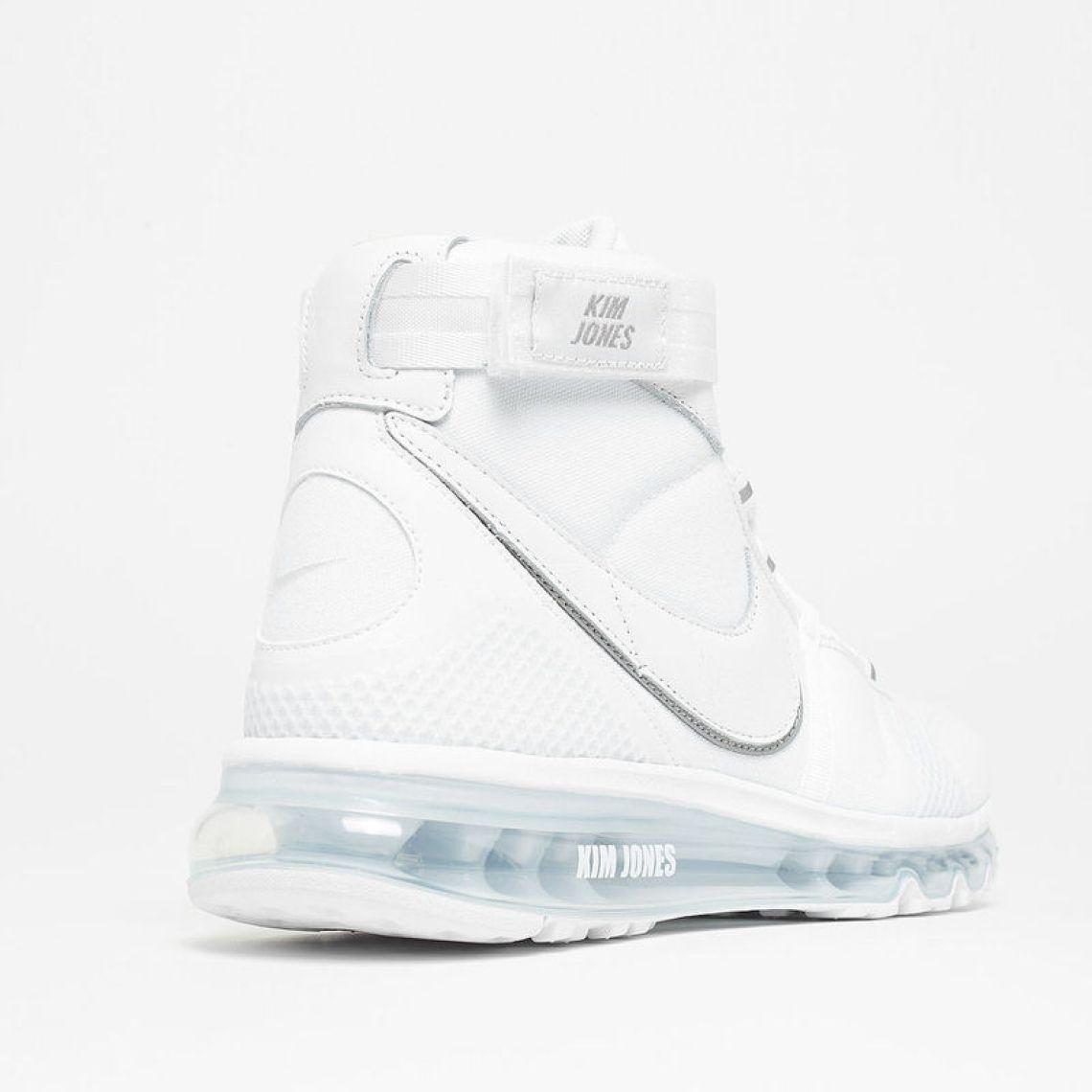 3872189395 Kim Jones x Nike Air Max 360 Hi Release Date | Nice Kicks