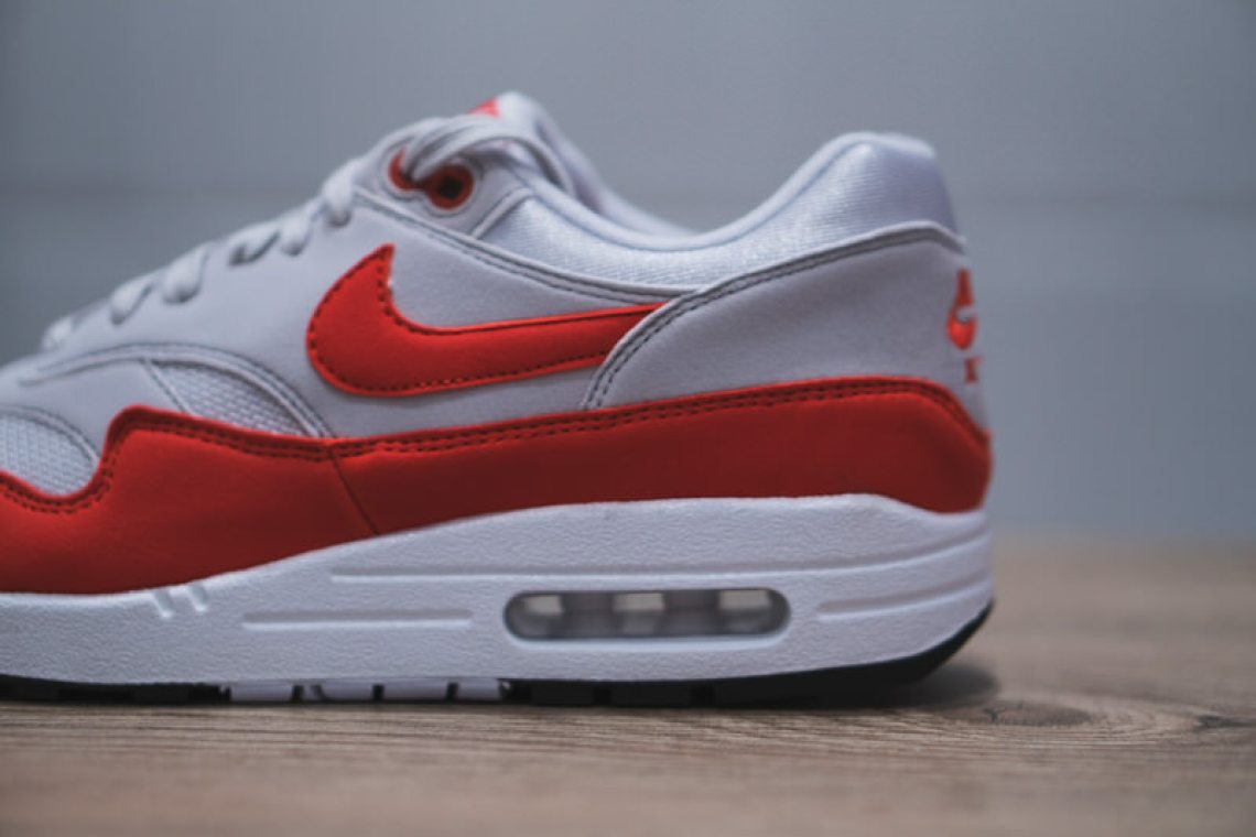 "Nike Air Max 1 ""Habanero Red"""