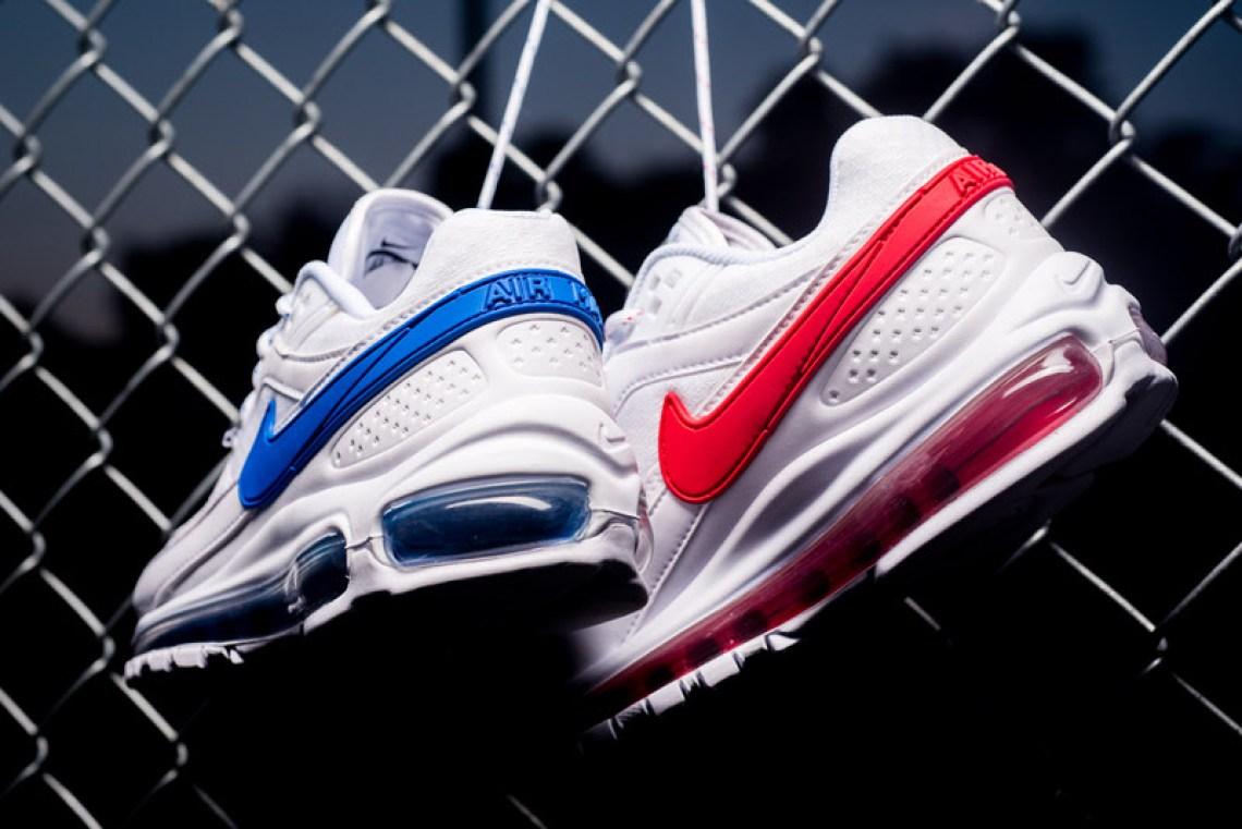 Skepta's Nike Air Max 97/BW Hybrid Lauches Stateside ...