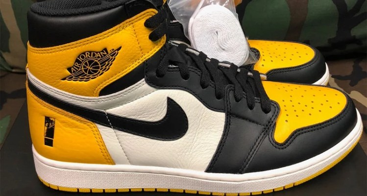 "Air Jordan 1 ""Attention Attention"" PE"