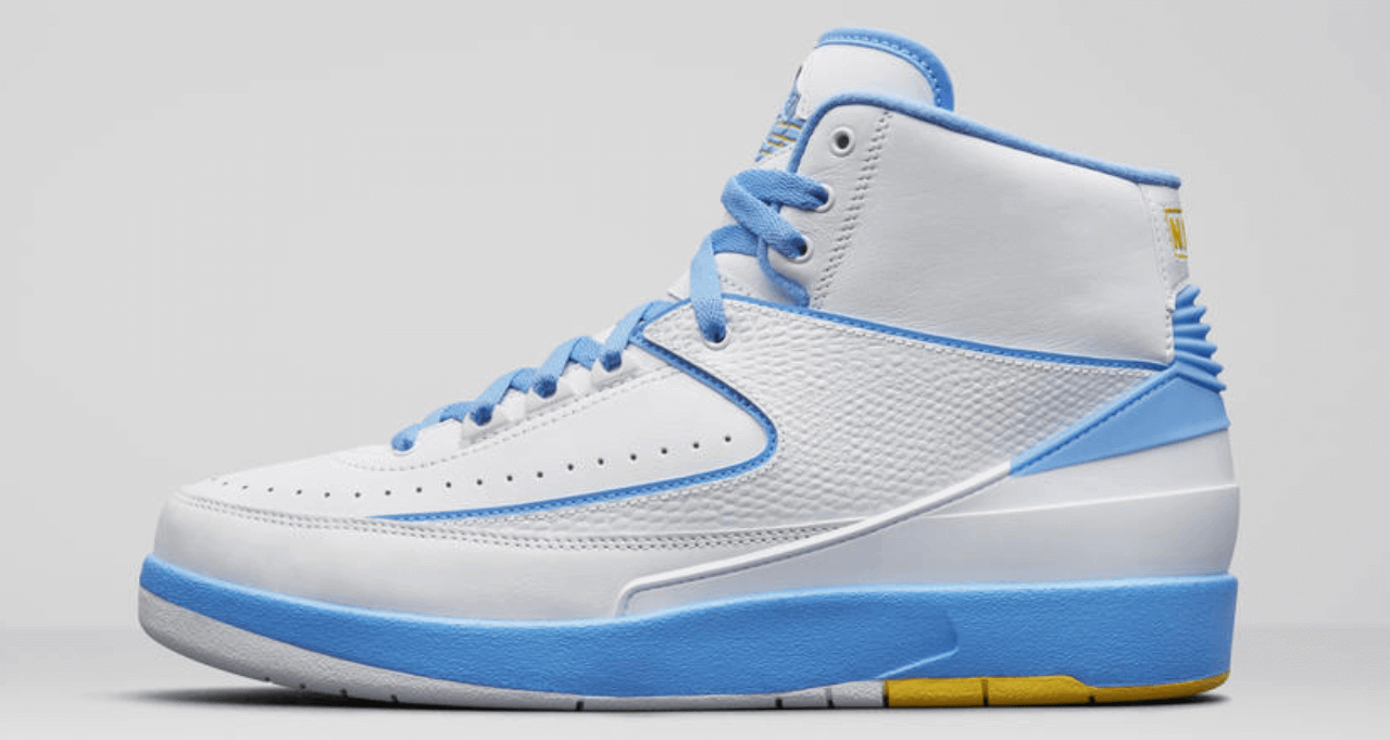 "5b2996e3a66 Jordan Brand Celebrates Carmelo Anthony s 15th Season with Air Jordan 2 "" Melo"""
