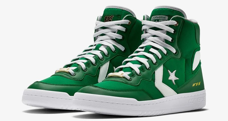 "0dd33c3a894e30 Converse Honors Kevin McHale s Tenacity With Fastbreak Hi ""No Easy Buckets"""