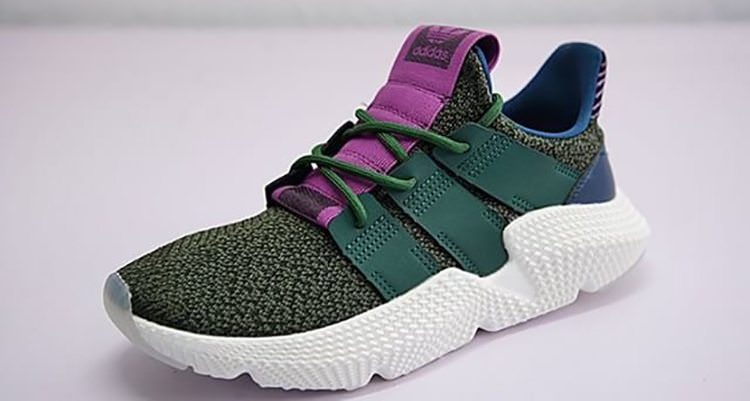 """Dragon Ball Z x adidas Prophere """"Cell"""""""
