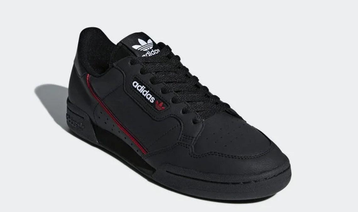 "adidas Continental 80 Rascal ""Black"""