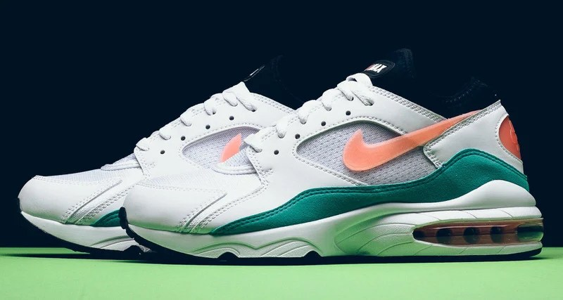 """buy online 3d176 b00c9 Nike Air Max 93 """"Watermelon""""  Available Now"""