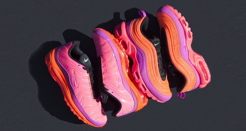 e76ab11f0a6c Hot Hues Grace the Latest Round of Air Max Hybrids