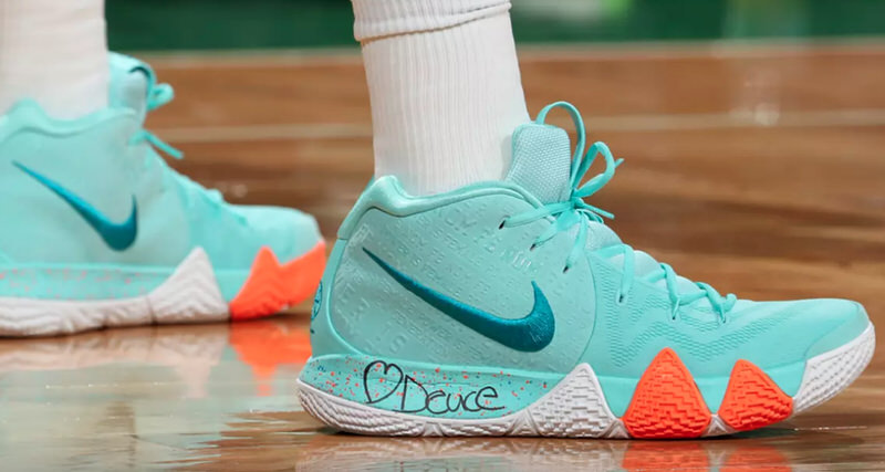 5251a3f4badfd7 shopping nike kyrie 4 white black where to buy b05ab 6d2cd  low price nike  kyrie 4 female is power release date nice kicks 9856d 9edc3