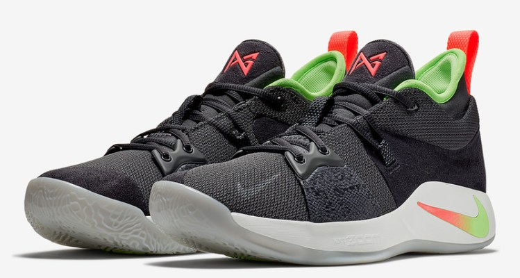 "Nike PG2 ""Hot Punch"""