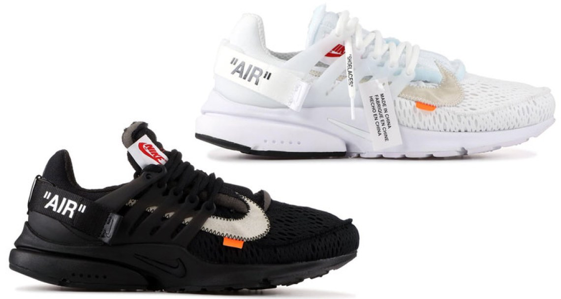 5ea802c7196ab0 Off-White x Nike Air Presto