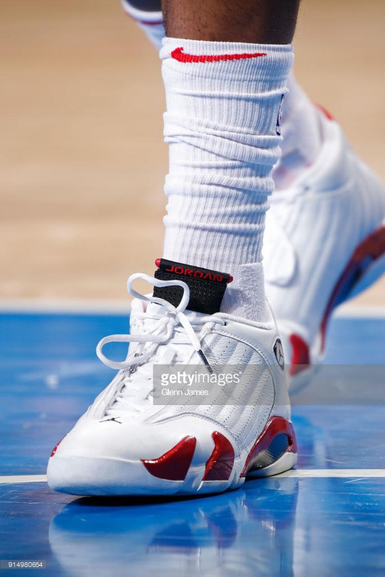 """new style 223ac 518bb Game 46  Air Jordan XX3 """"Chicago""""   Air Jordan 14 """"Candy Cane"""""""