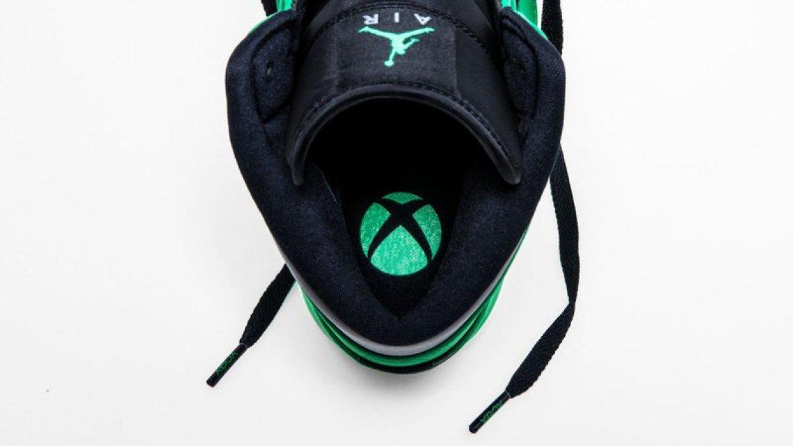 Xbox x Air Jordan I Mid