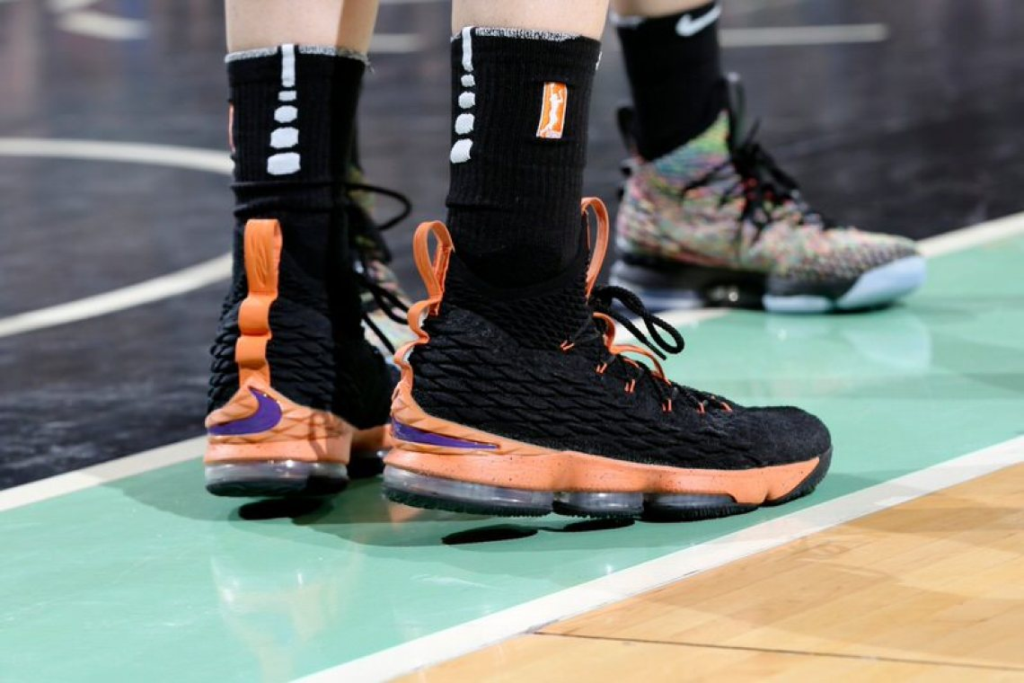 fc3dc4a2aece Diana Taurasi  I ve always been a huge Nike supporter from the Jordan and  Barkley days. Being at Connecticut gave me a taste of how serious they are  about ...