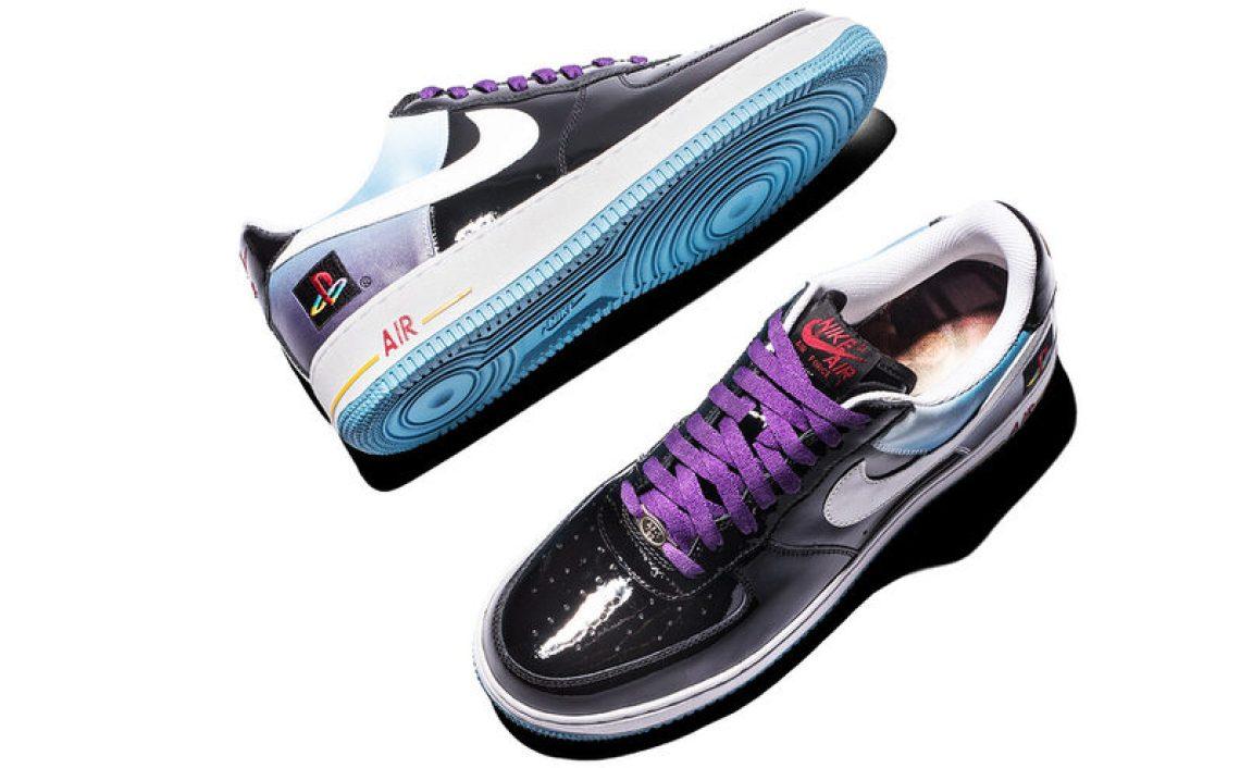 Playstation x Nike Air Force 1