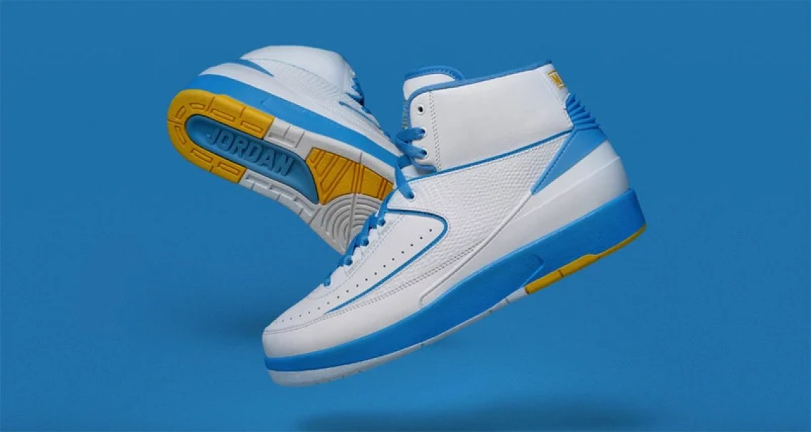 55a4773346e Style #: 385475-122. Release Date: June 9, 2018. Price: $190. Air Jordan 2