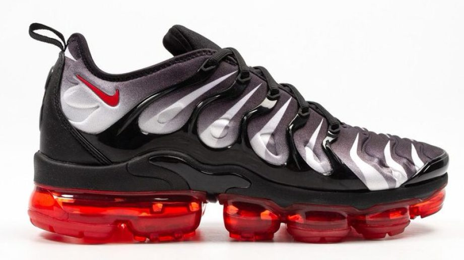 "3c46f9d0fda Nike Air VaporMax Plus ""Red Shark Tooth""    Available Now"