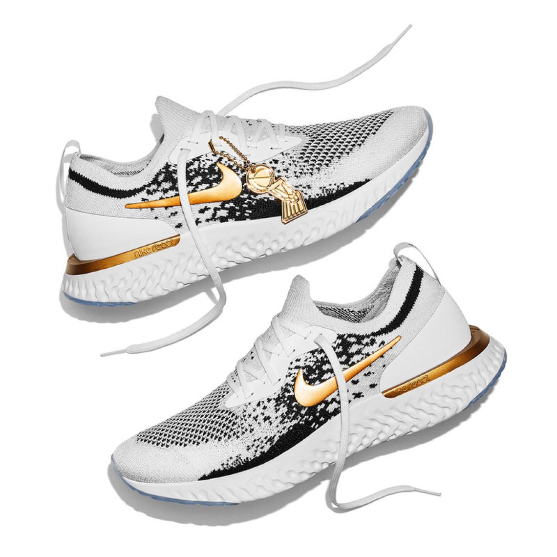 "Nike Epic React ""Warriors Championship"" PE"
