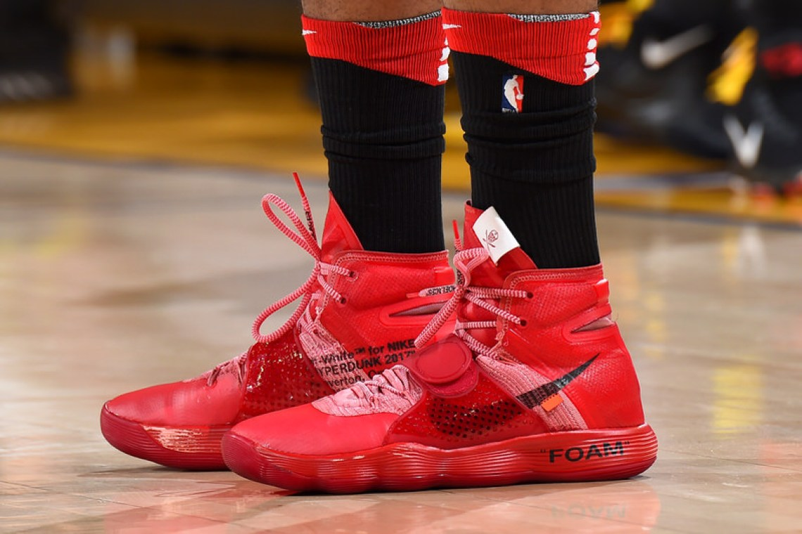 776a9e6bd76c PJ Tucker Talks Being the People s   Player s Kicks on Court Champ ...