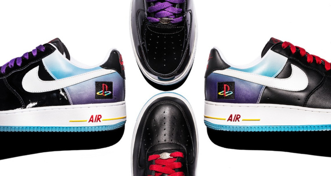 Playstation x Nike Air Force 1