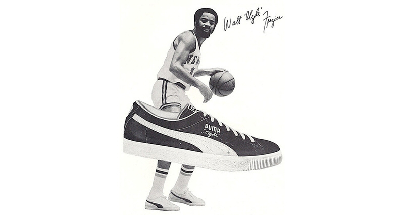 8b91a6c407c046 PUMA Re-Enters Basketball Category With Lifetime Contract for Walt Clyde  Frazier