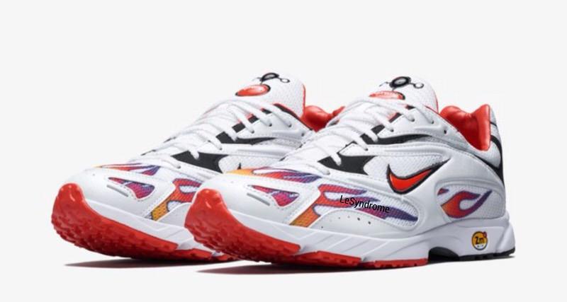 058f196800d9 Supreme x Nike Zoom Streak Spectrum Plus Release Date