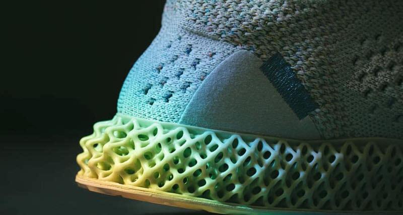 adidas futurecraft 4d sky blue billig