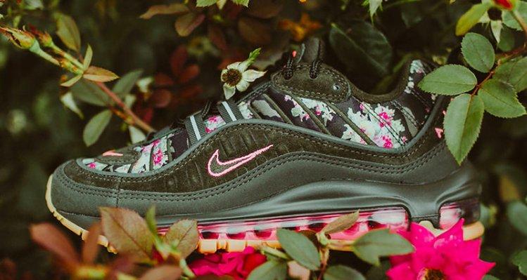 "cfe6044302 Nike Air Max 98 ""Digi-Floral"" // Coming Soon"