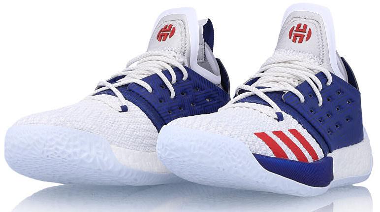 "adidas Harden Vol. 2 ""USA"""