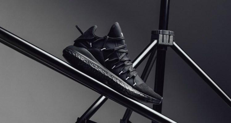 """adidas Y-3 Kusari """"Triple Black"""""""