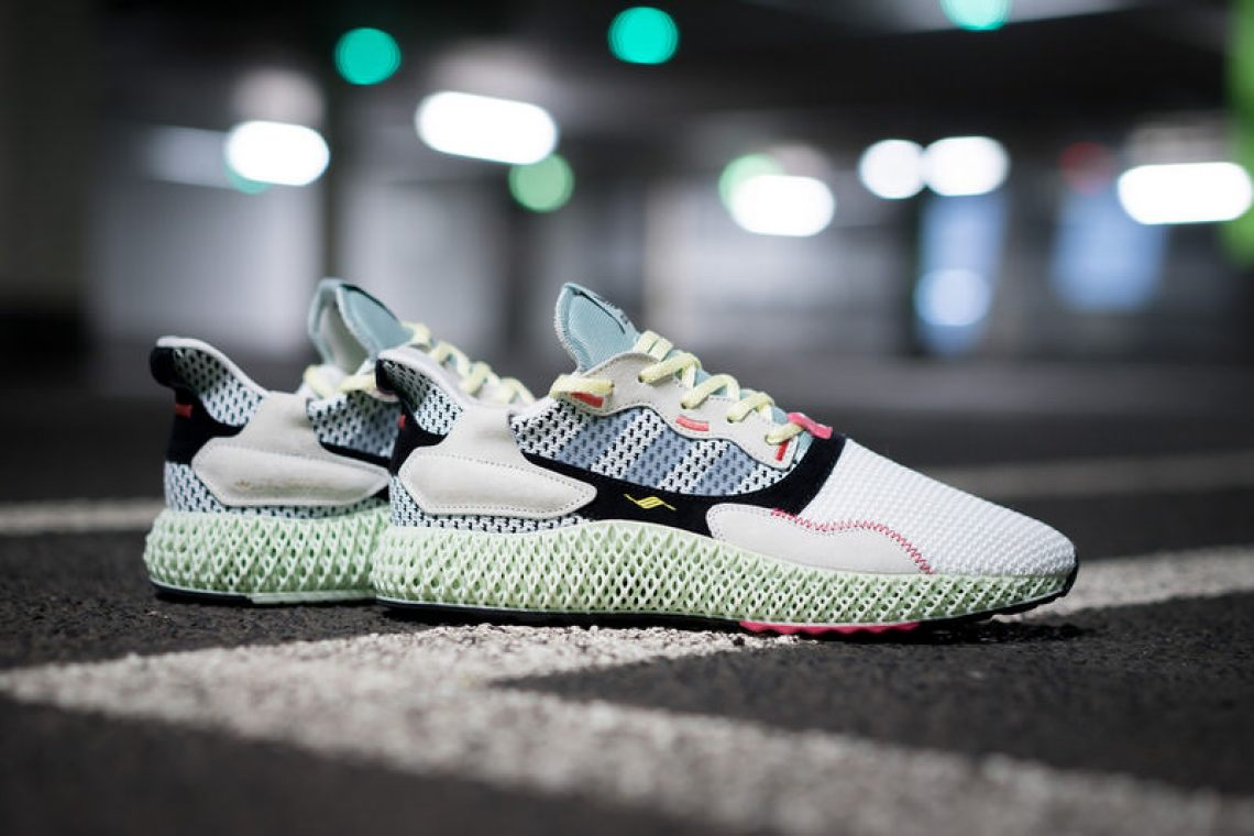 70ef982ed adidas ZX 4000 4D Fall Winter 2019