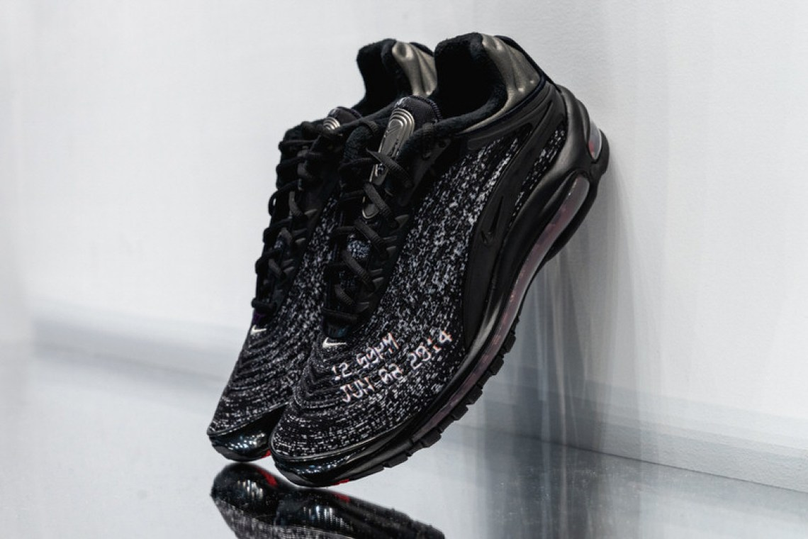 fb46f09d85 Skepta x Nike Air Max Deluxe 2018 | Nice Kicks