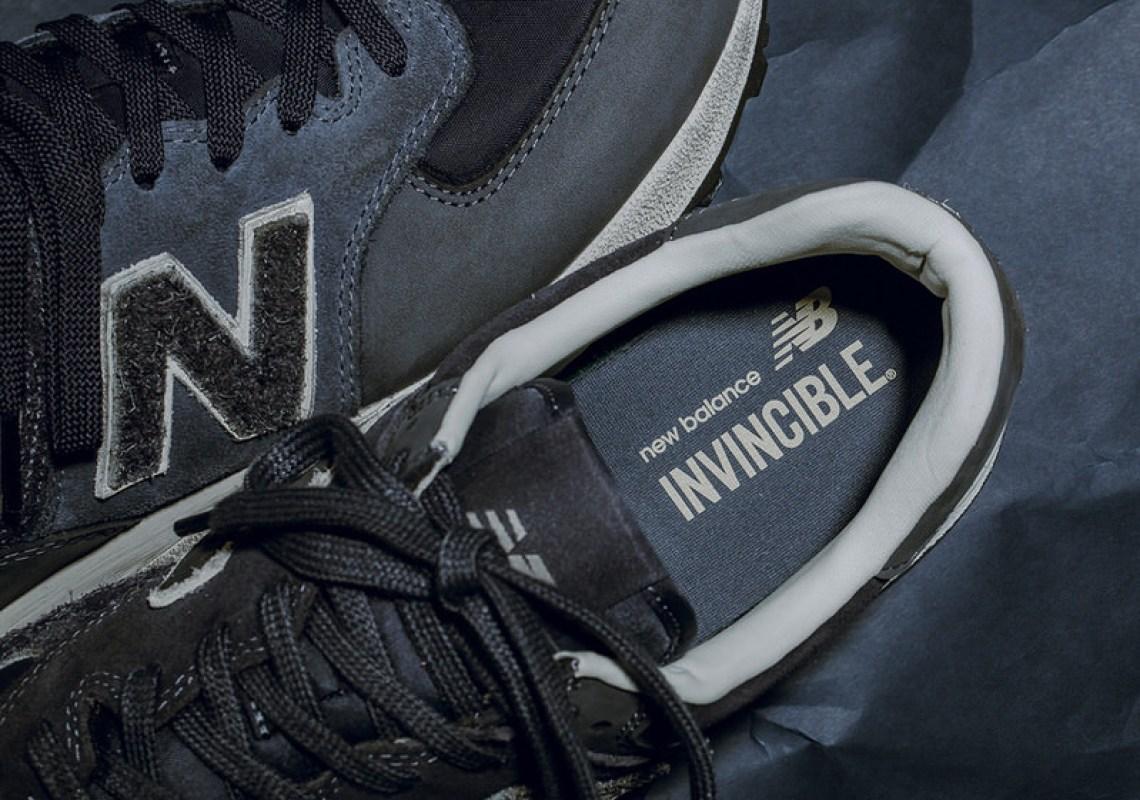 INVINCIBLE x New Balance 574