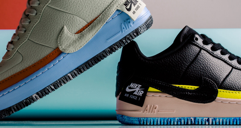 """100% authentic 52a91 d1596 Nike Women s Air Force 1 """"Jester XX"""" Pack    Coming Soon"""