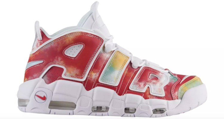 new concept 1727d 0b4a0 Nike Air More Uptempo