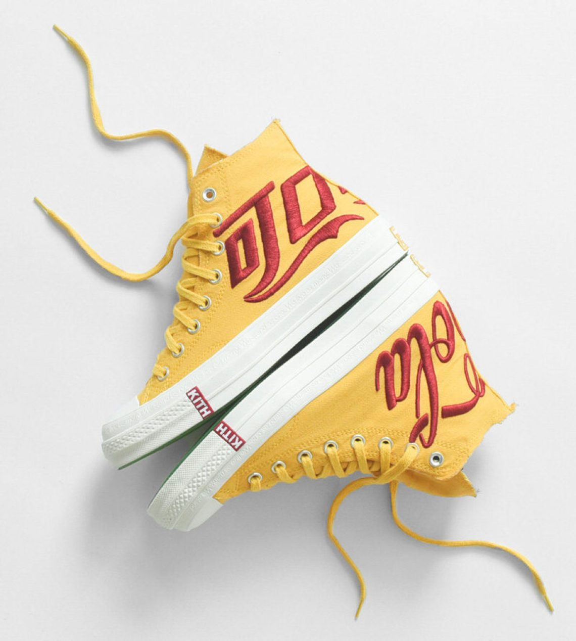 af704fd8538f00 KITH x Coca Cola x Converse CT 70s    Release Date