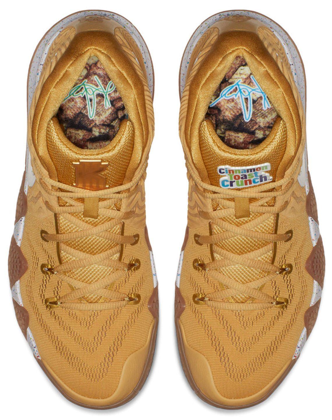 """99d4d99c028 ... Nike Kyrie 4 """"Cinnamon Toast Crunch"""" ..."""