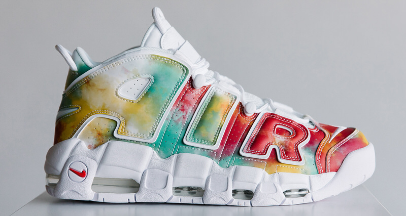 competitive price c529a d39d3 Nike Air More Uptempo