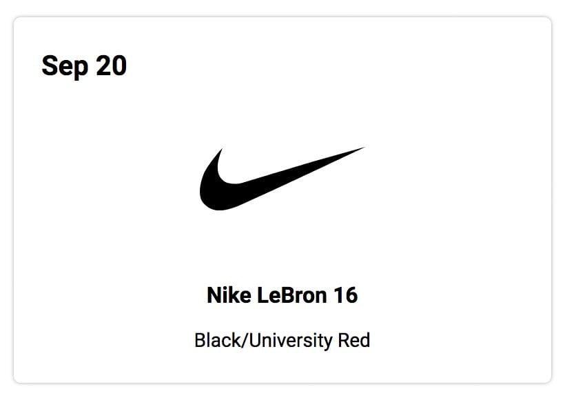 Lebron James Debuts Nike Lebron 16 Nice Kicks