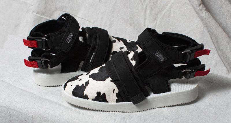0e5fa42ebda John Elliott x Suicoke Winter Sandals    Available Now
