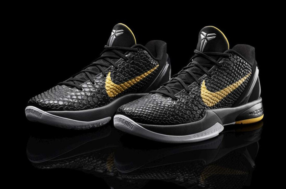 "on sale 0b116 3584a Several people at Nike were scared of the ""Mamba"" skin on the Kobe 6"
