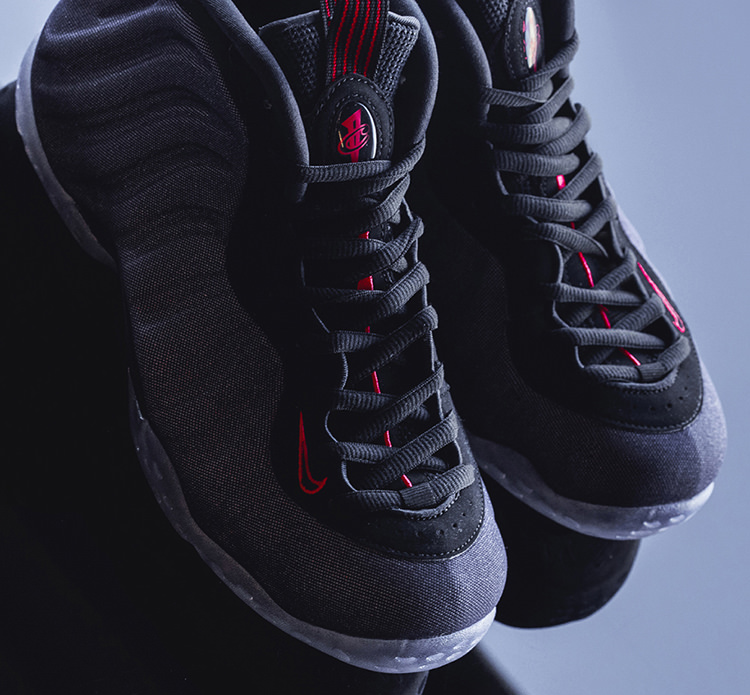 0fd5d0b9491 Nike Air Foamposite One Crosses Over to