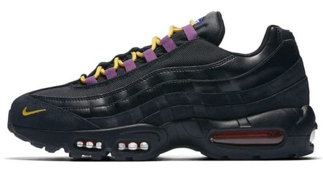"sneakers for cheap 2b90a 71371 As of right now, there is no release date for the Nike Air Max 95 Premium "" LA NYC"" but peep pics below and stay tuned for more details."