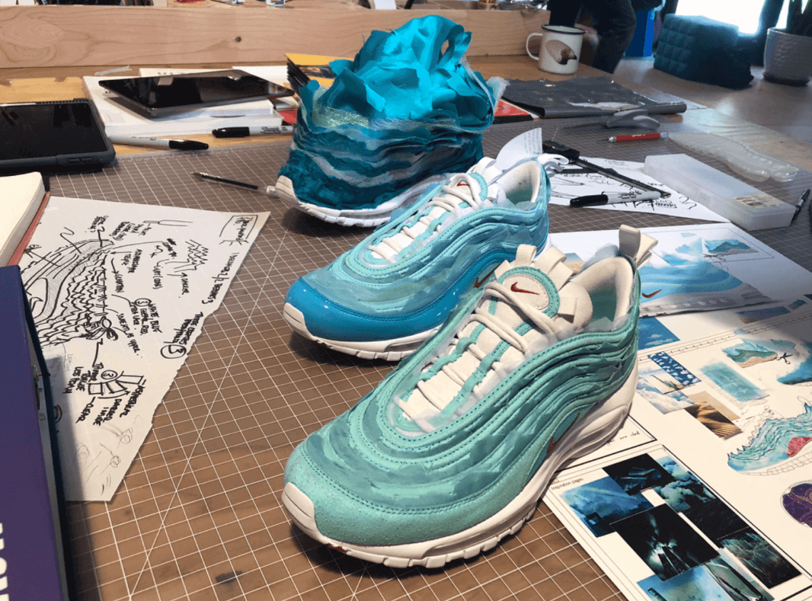 Nike Air Max 97 SH Kaleidoscope Samples